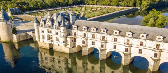 chateaux of La Loire