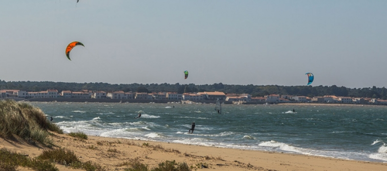 Go for a stay in Rivedoux Plage, the famous Ile de Re village